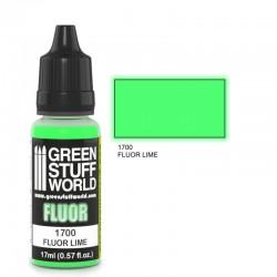Fluor Paint LIME