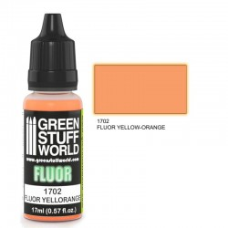Fluor Paint YELLOW-ORANGE