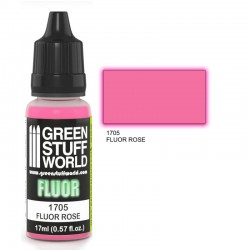 Fluor Paint ROSE