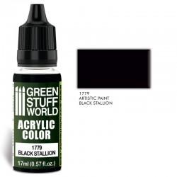 Acrylic Color BLACK STALLION