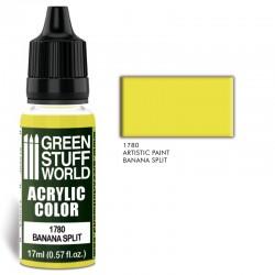 Acrylic Color BANANA SPLIT
