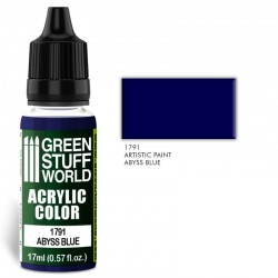 Acrylic Color ABYSS BLUE