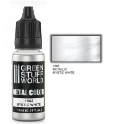 Metallic Paint MYSTIC WHITE