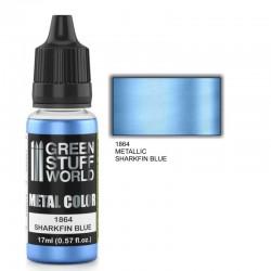 Metallic Paint SHARKFIN BLUE