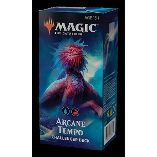 Challenger Deck 2019 - Arcane Tempo