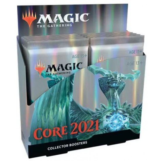 Core Set 2021 Collector Booster Box