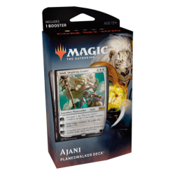 Core Set 2020 - PW Deck Ajani