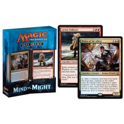 Duel Decks : Mind vs Might