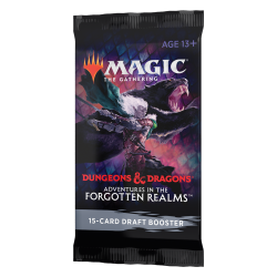 Forgotten Realms Draft Booster Pack