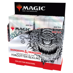 Forgotten Realms Collector Booster Box