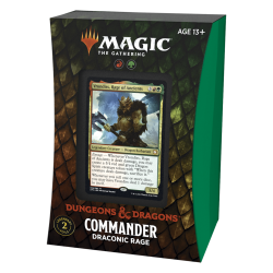 Forgotten Realms Commander Deck - Draconic Rage