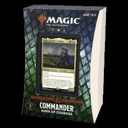 Forgotten Realms Commander Deck - Aura of Courage