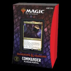 Forgotten Realms Commander Deck - Planar Portal