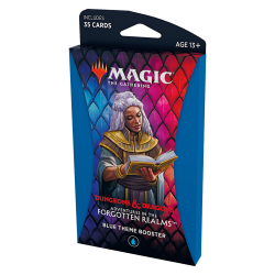 Forgotten Realms Blue Theme Booster