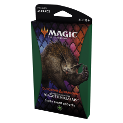 Forgotten Realms Green Theme Booster