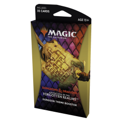 Forgotten Realms Dungeon Theme Booster