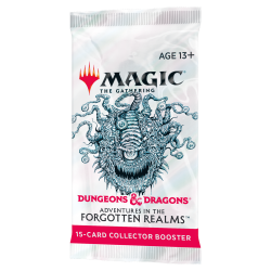 Forgotten Realms Collector Booster Pack