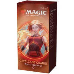 Challenger Decks 2020 Cavalcade Charge