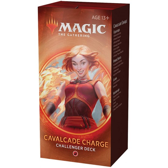 Challenger Decks 2020 Cavalcade Charge
