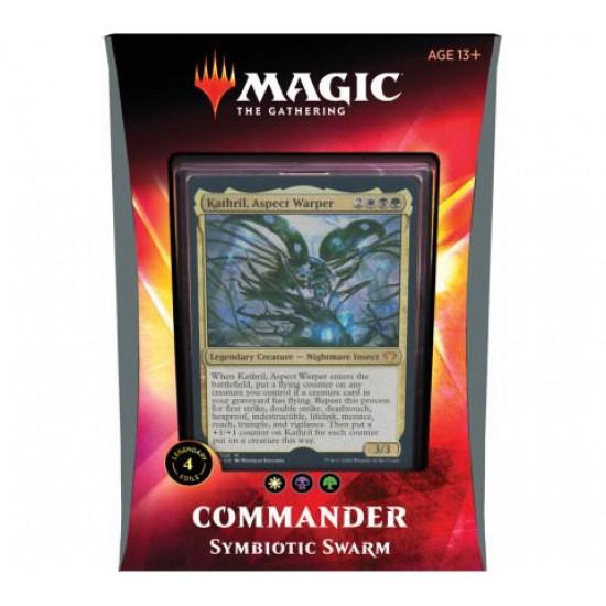 Ikoria Commander 2020 Symbiotic Swarm