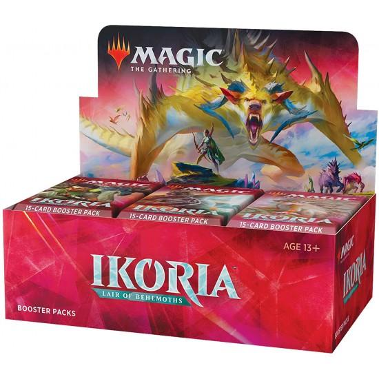 Ikoria booster pack box