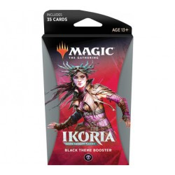 Ikoria theme booster pack - Black