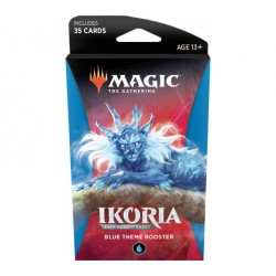 Ikoria theme booster pack - Blue