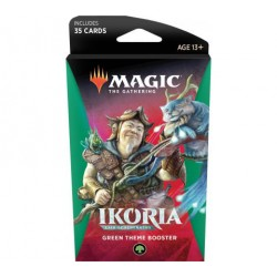 Ikoria theme booster pack - Green