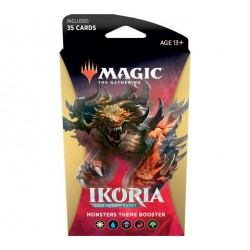 Ikoria theme booster pack - Monsters