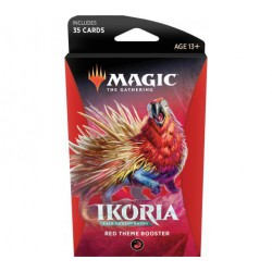 Ikoria theme booster pack - Red