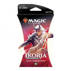 Ikoria theme booster pack - White