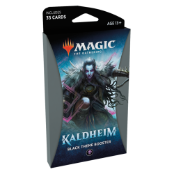 Kaldheim Theme booster Black