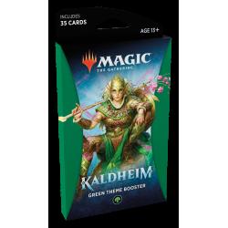 Kaldheim Theme booster Green