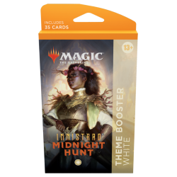 Innistrad: Midnight Hunt Theme Booster - White
