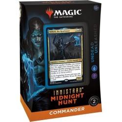 Innistrad: Midnight Hunt Commander Decks - Undead Unleashed