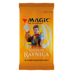 Guilds of Ravnica - booster pack