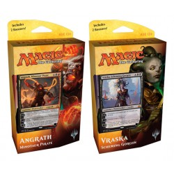 Rivals of Ixalan Planeswalkers Decks