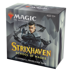 Strixhaven Prerelease Pack Silverquill + 2 booster pack