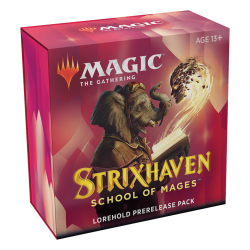 Strixhaven Prerelease Pack Lorehold + 2 booster pack