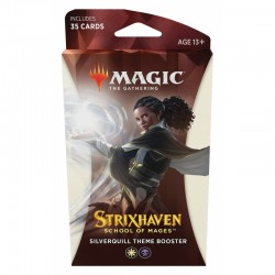 Strixhaven Theme booster Silverquill