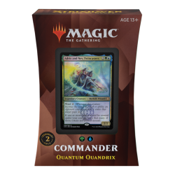 Commander 2021 Deck - Quantum Quandrix