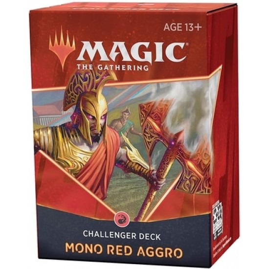 Challenger Deck 2021 - Mono Red Aggro