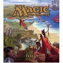 The Art of Magic The Gethering Ixalan