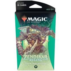 Zendikar Rising Theme booster Green