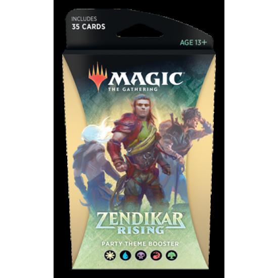 Zendikar Rising Theme booster Party
