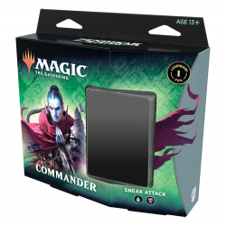 Zendikar Rising Commander Deck Sneak Attack