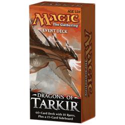 Dragons Of Tarkir Event Deck