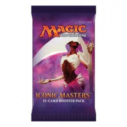 Iconic Masters Booster Packs