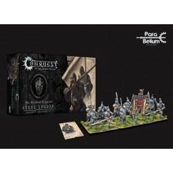 Conquest: Hundred Kingdoms Steel Legion