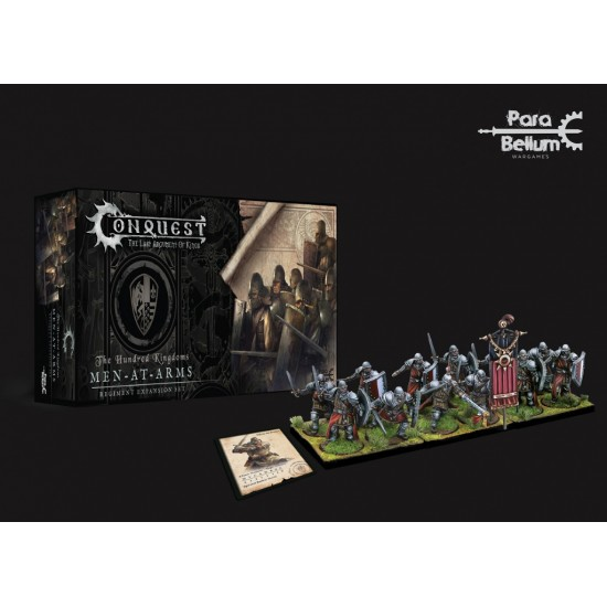 Conquest: Hundred Kingfoms Men-at-Arms